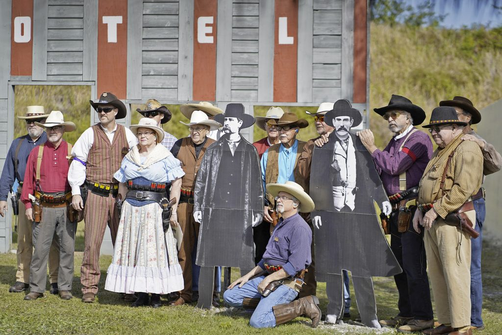 Shooting at the OK Corral