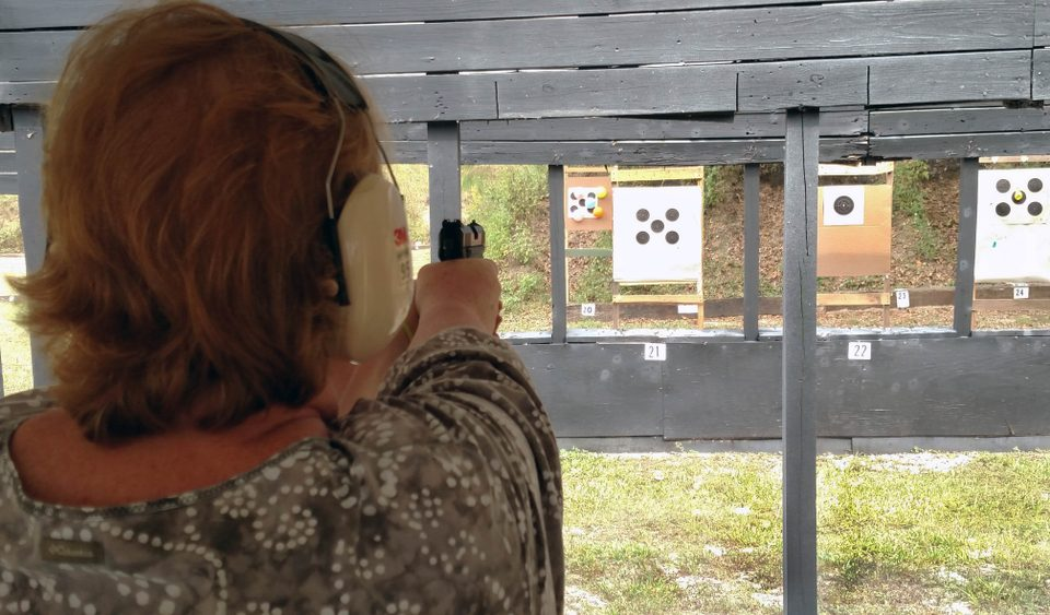 Target Practice at the OK Corral